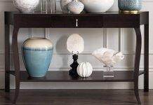 Kombinasi Meja Dinding yang Menarik Dalam Ruangan
