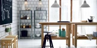cat-kayu-untuk-freestanding-Kitchen