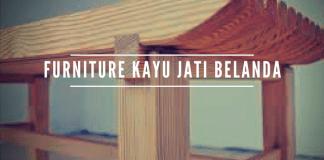 Cara Finishing Kayu Jati Belanda Hanya Menggunakan Kuas