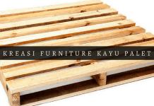 Inspirasi Furniture Kayu Bekas Palet