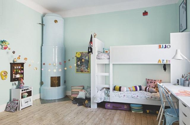 Memilih Furniture Kayu Minimalis Pada Kamar Tidur Anak
