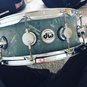 DW Collectors Series Concrete Snare