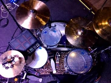 KT Tunstall Set-up