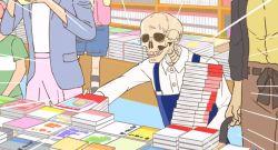 Libraire Jusqu'à l'os T.1 (Soleil)