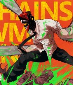 Chainsaw Man T.1 (Kaze)