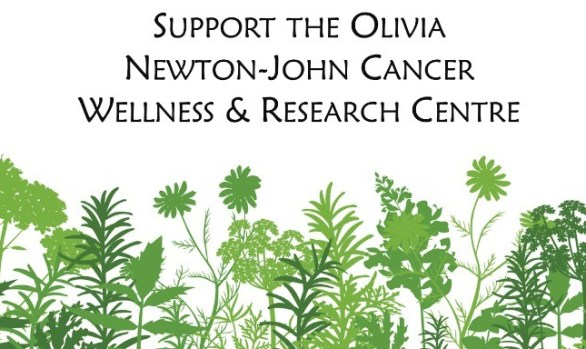 Support the Olivia Newton-John Cancer Wellness & Research Centre