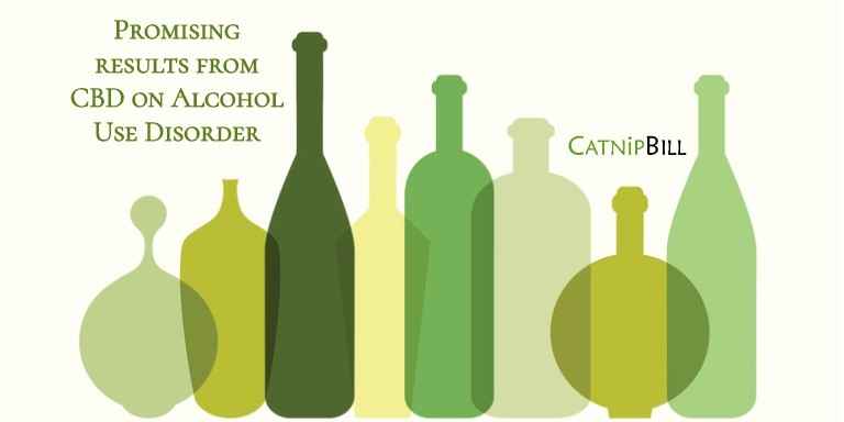 Promising results from CBD on Alcohol Use Disorder | Catnip Bill