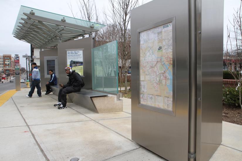 Update On Arlingtons 1 Million Bus Stop Cato Liberty