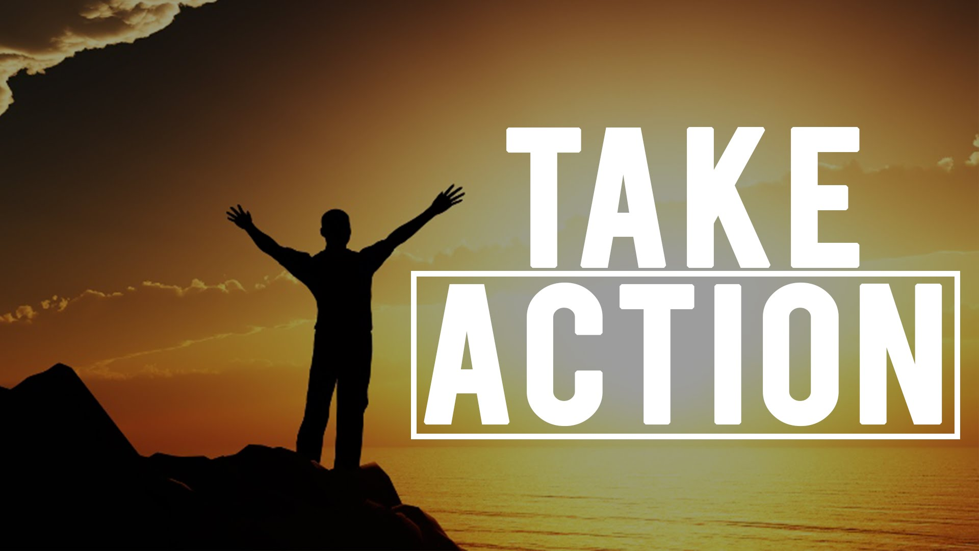Time To Take Action