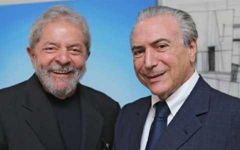 pela primeira vez brasil tem dois ex presidentes presos