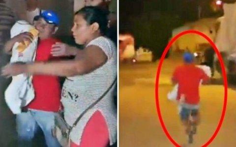 video pai foge com o corpo da filha para nao fazer autopsia assista