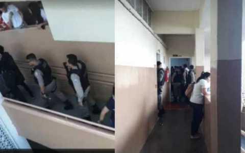 ameacas de ataque chega cancelar aulas em pelo menos 8 escolas em campina grande