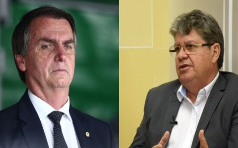 video bolsonaro critica joao azevedo e condena liberacao de recursos a pb nada para esse cara