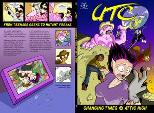 Wraparound cover to UTC Volume 1, second edition