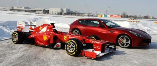 Ferrari F1 2012 Design Vs Functionality Catamaran Racing News Design