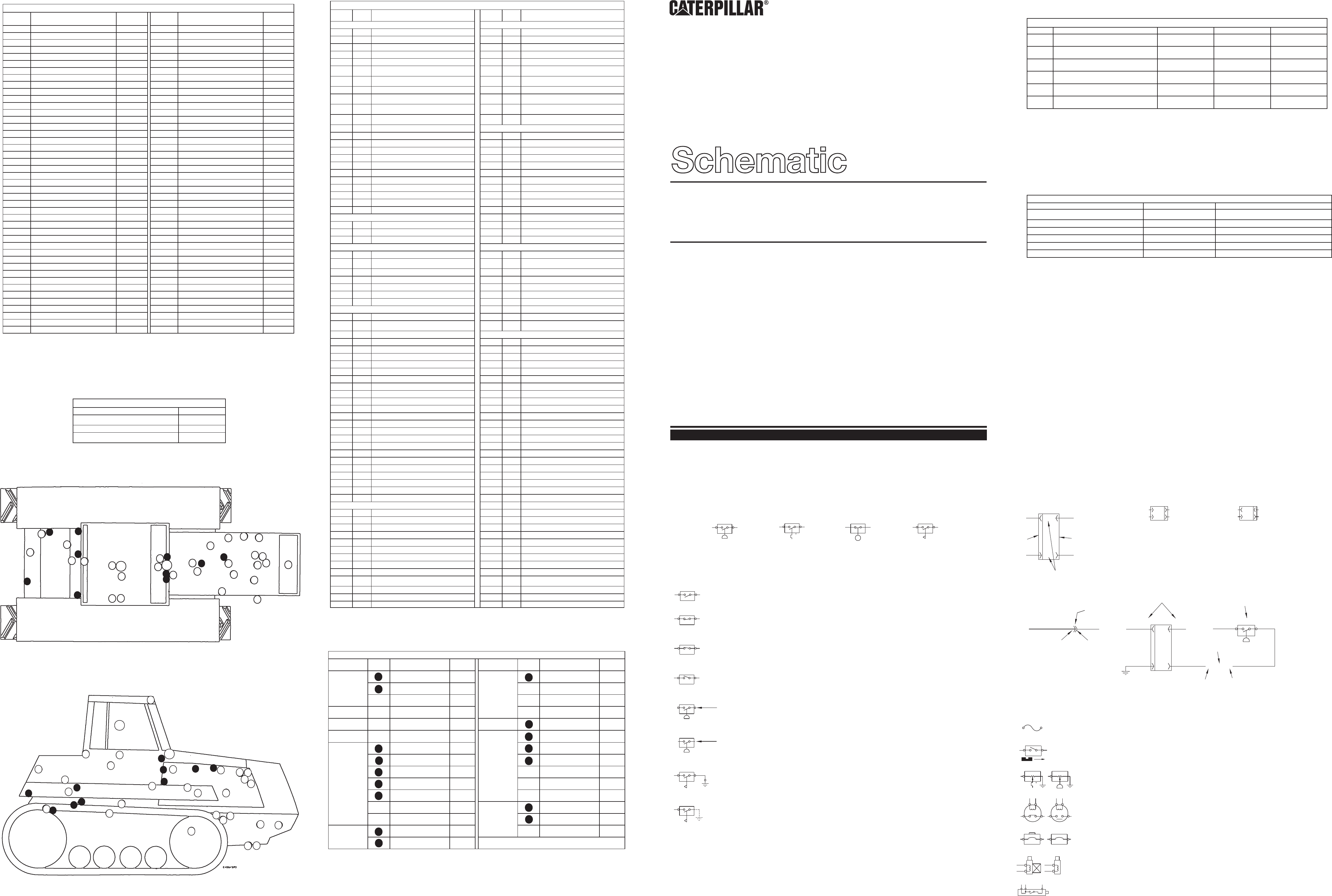 Challenger 75c Ag Tractor Electrical System Schematic