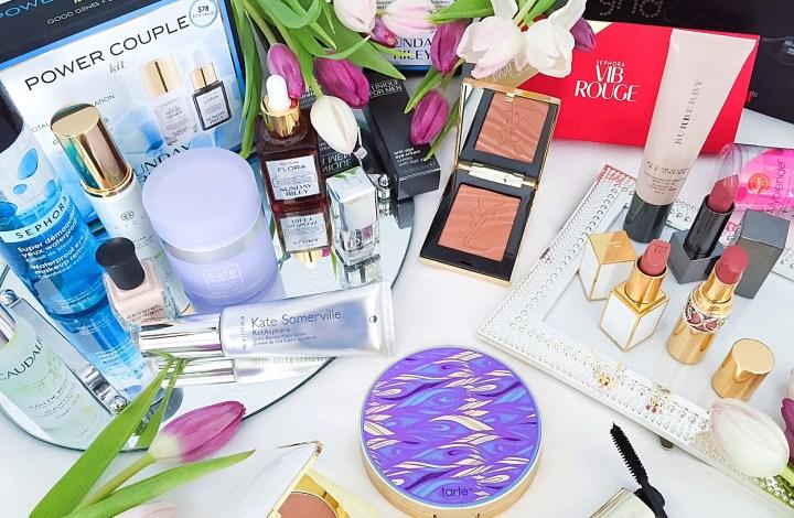Sephora Sale: Beauty and Skincare Haul