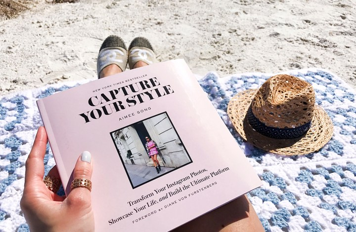 Capture Your Style by Aimee Song | A Book Review
