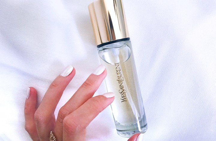 Summer Chic with the NEW YSL Touche Eclat Blurring and Illuminating Primer