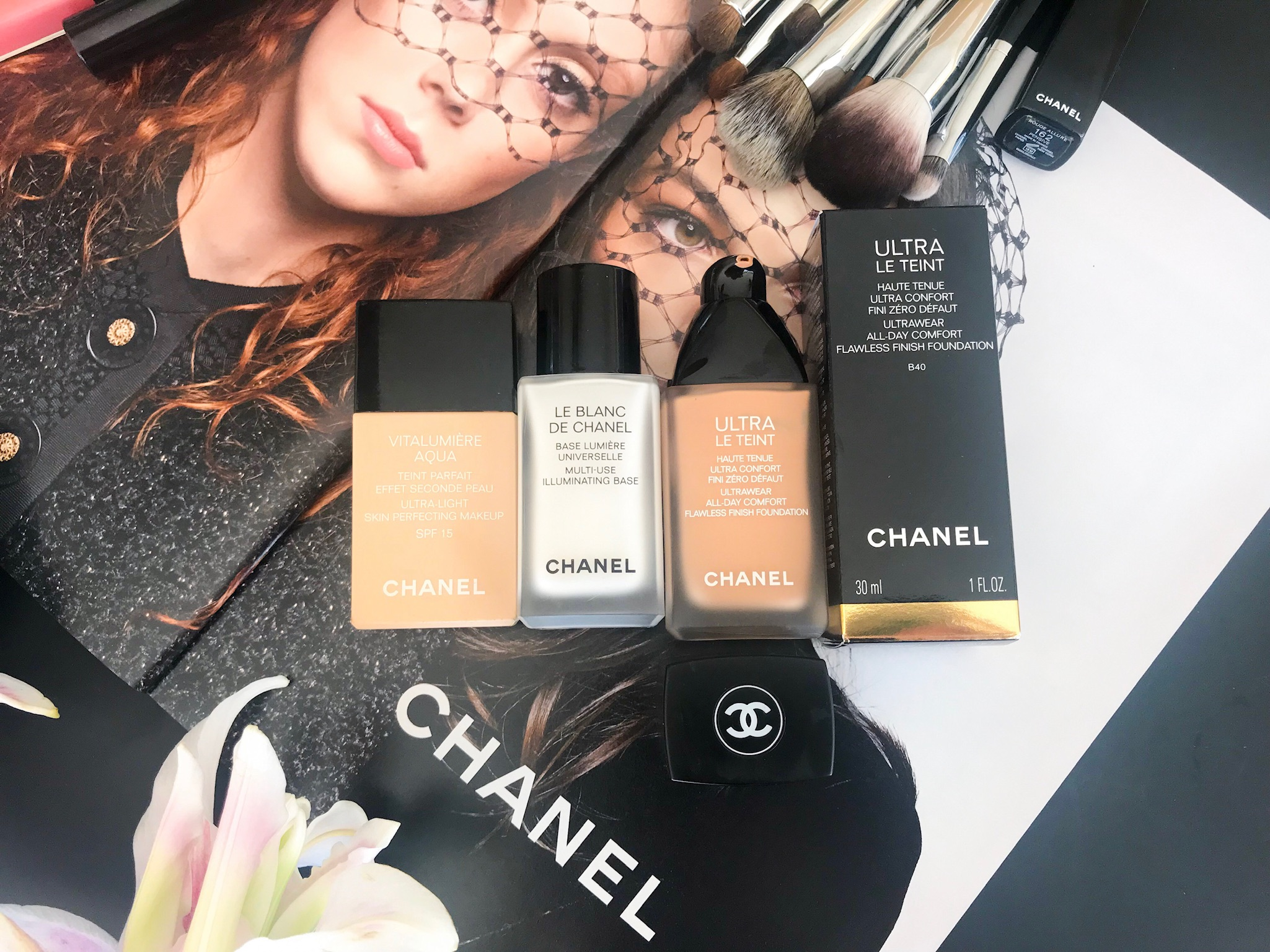 7153740ff31 The new Chanel Ultra Le Teint Foundation is available at Nordstrom