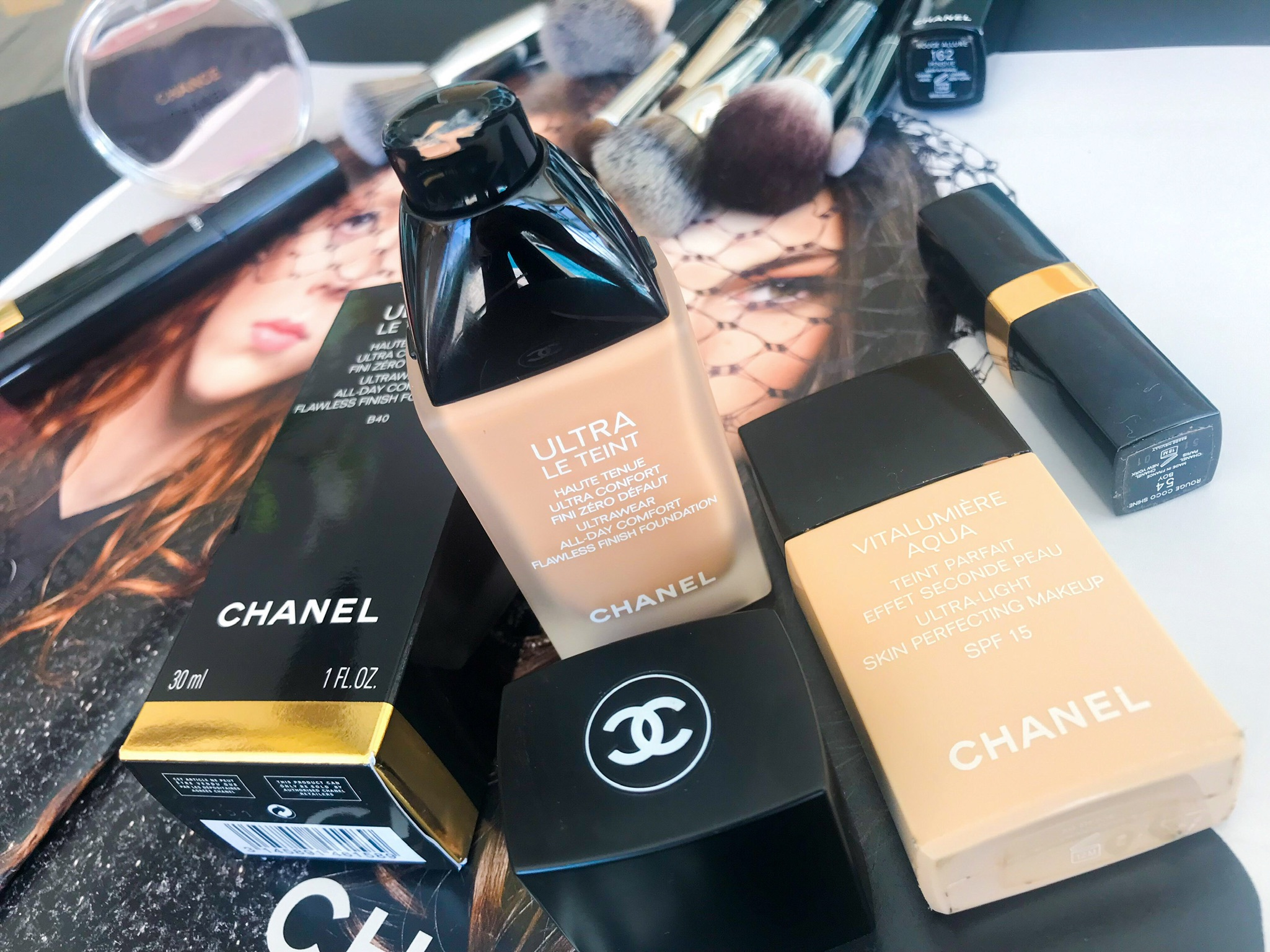 6a0d9a982c8 The NEW Chanel Ultra Le Teint All-Day Comfort Foundation