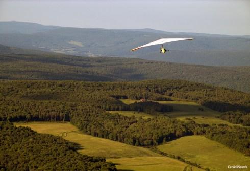 Mount Utsayantha Paraglider 4- 2005