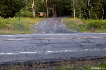 Kaaterskill Junction and Route 214