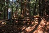 Kaaterskill Branch Former Turntable
