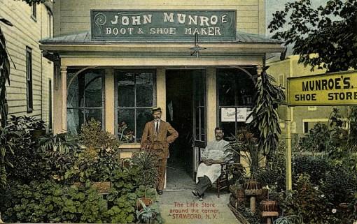 John Munroe- Stamford NY