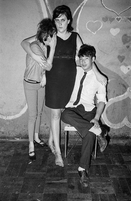 Как тусовались в ночных клубах 50 лет назад (43 фото)