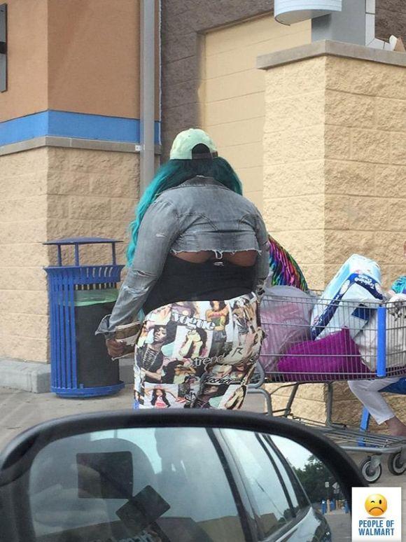 Unique buyers Walmart