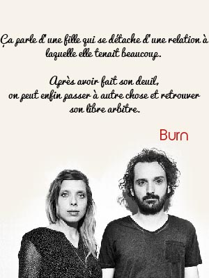 burn paroles cats on trees