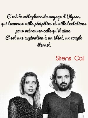 sirens call paroles cats on trees