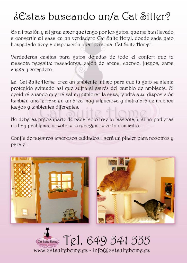 Listado Cat Suite España