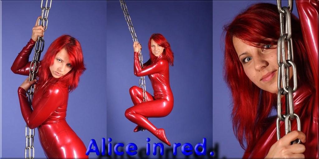 Al – red