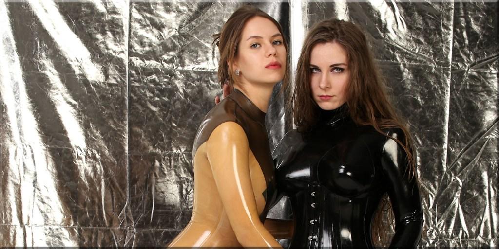Alina mit Polina