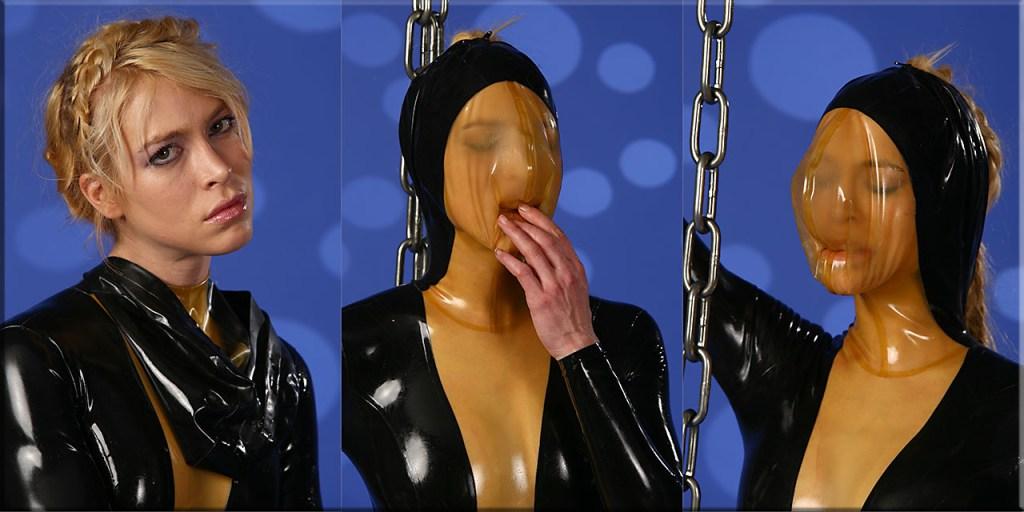 Jurina mit dem Breathplay-suit