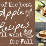 150 of the Best Apple Recipes for Fall
