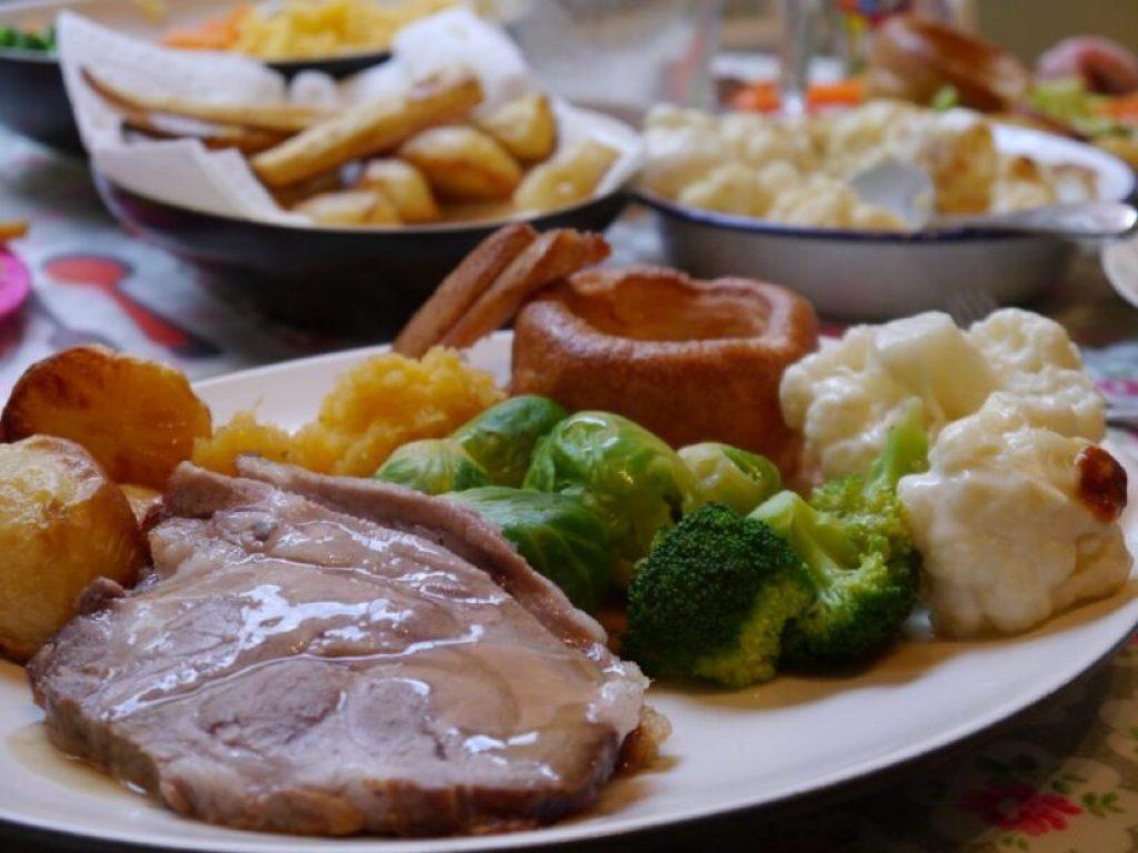 Morrisons summer food roast