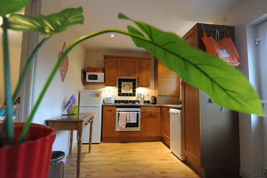 Rose Cottage at Bosinver Farm Cottages - Luxury Self Catering in Cornwall (St Austell holiday cottages by the sea)