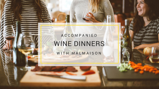 Malmaison Wine Dinners