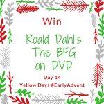 Win Roald Dahl's The BFG on DVD