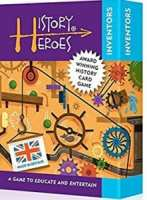 History Heroes Inventors game