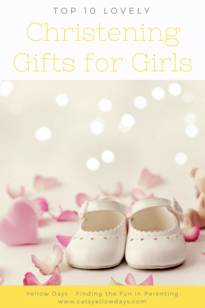 10 lovely modern christening gifts for girls