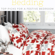 The Best Christmas Bedding For The Holidays