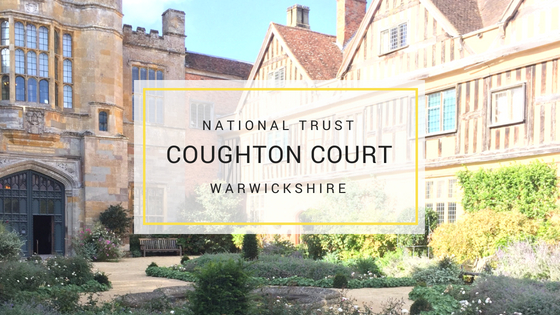 Coughton Court - National Trust Warwickshire