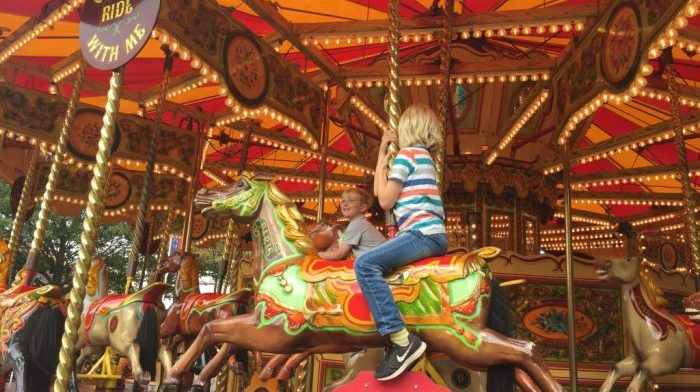 Things to do in York with kids - Carousel