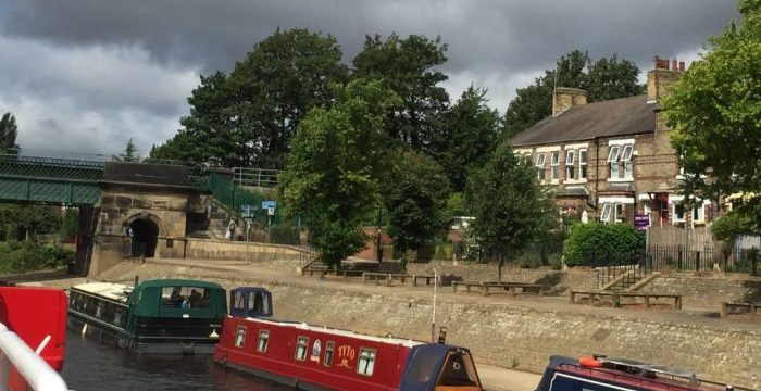 Things to do in York with kids - City Cruise