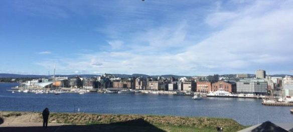 Things to do in Oslo with kids. Fortress with Oslo Pass
