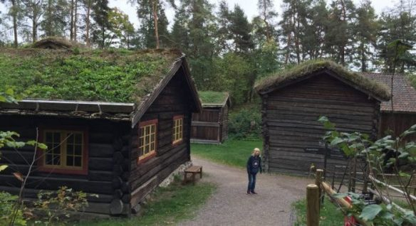 3 days in Oslo - Norwegian museum of cultural history with Oslo Pass